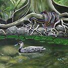 Rainbow Serpent by Tony DOWD