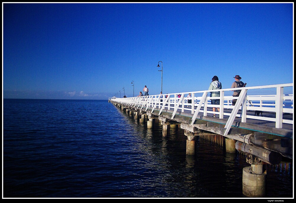 Long Pier by Andrew Murray