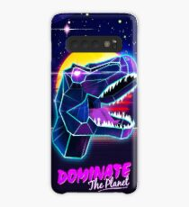Electric Jurassic Rex - Dominate the Planet Case/Skin for Samsung Galaxy