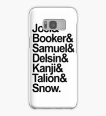 Troy Baker's characters Samsung Galaxy Case/Skin