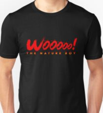 Woooo! The Nature Boy T-Shirt