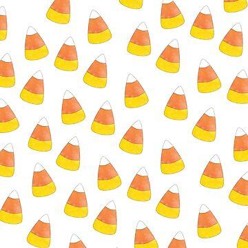 Candy Corn Mania by ozmarei