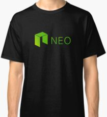 Neo Cryptocurrency Classic T-Shirt
