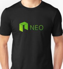Neo Cryptocurrency Unisex T-Shirt