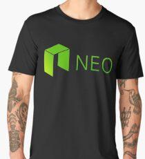 Neo Cryptocurrency Men's Premium T-Shirt