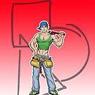Tool Boy (HouseBoy Game) by cheekydingo