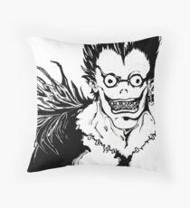 Death Note: Ryuk Throw Pillow