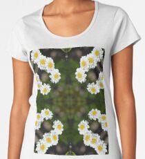 Daisies on Daisies  Women's Premium T-Shirt