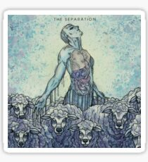 Jon Bellion Separation Sticker
