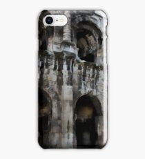 Amphitheater Arles, France iPhone Case/Skin