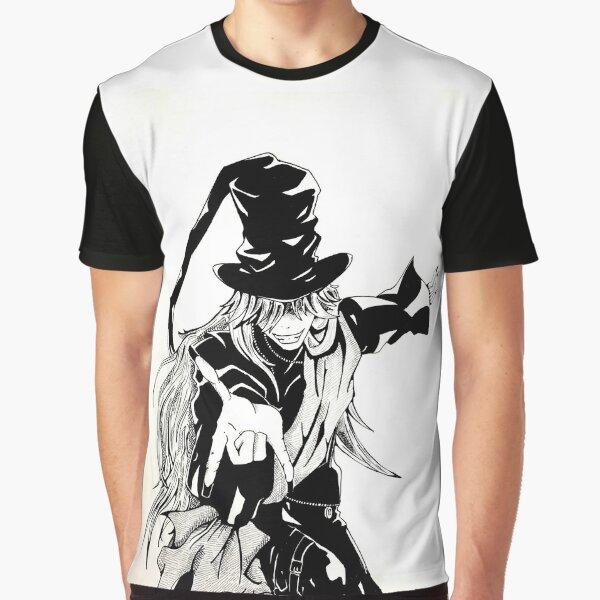 The Undertaker Graphic T-Shirt