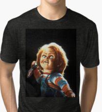 Chucky Tri-blend T-Shirt