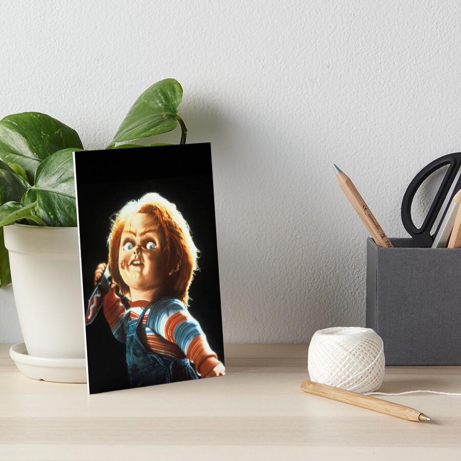 Chucky Galeriedruck