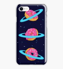 Sugar rings of Saturn iPhone Case/Skin
