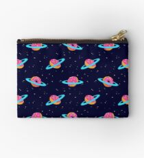 Sugar rings of Saturn Studio Pouch