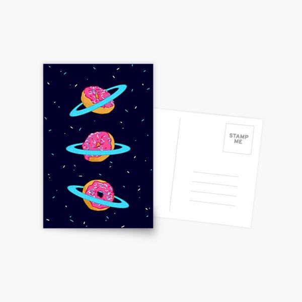 Sugar rings of Saturn Postcard