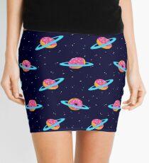 Sugar rings of Saturn Mini Skirt