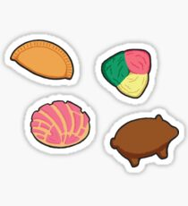 Pan Dulce - Patterned Ed. Sticker