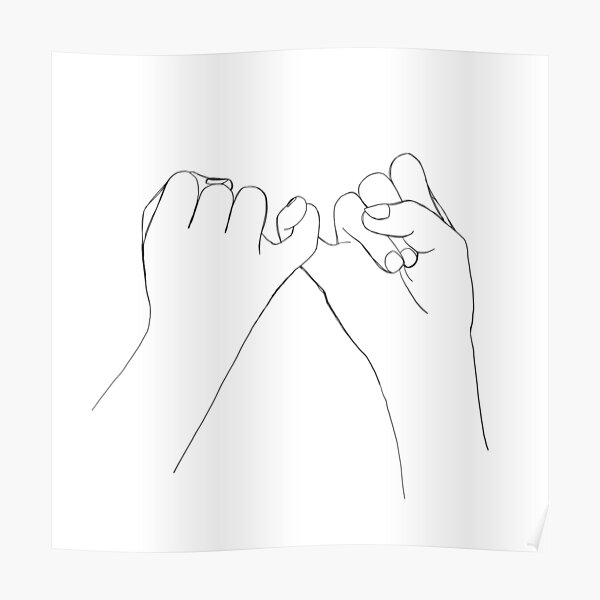 Pinky Promise I Poster