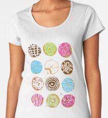 Sweet donuts Premium Scoop T-Shirt