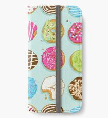 Sweet donuts iPhone Wallet/Case/Skin