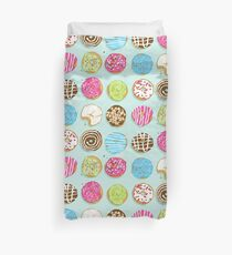 Sweet donuts Duvet Cover
