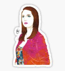 Community: Annie Edison Sticker