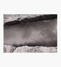 Rockpool Photographic Print