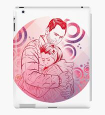 Community: Jeff & Annie Hug iPad Case/Skin