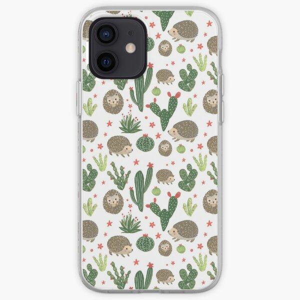 Prickly Friends iPhone Soft Case