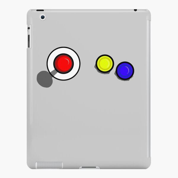 Arcade Buttons iPad Snap Case