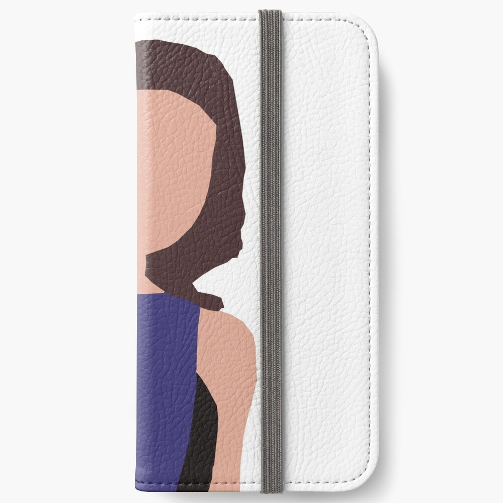 Phillipa Soo Fundas tarjetero para iPhone