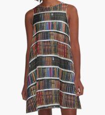 Atheneum (pattern) A-Line Dress