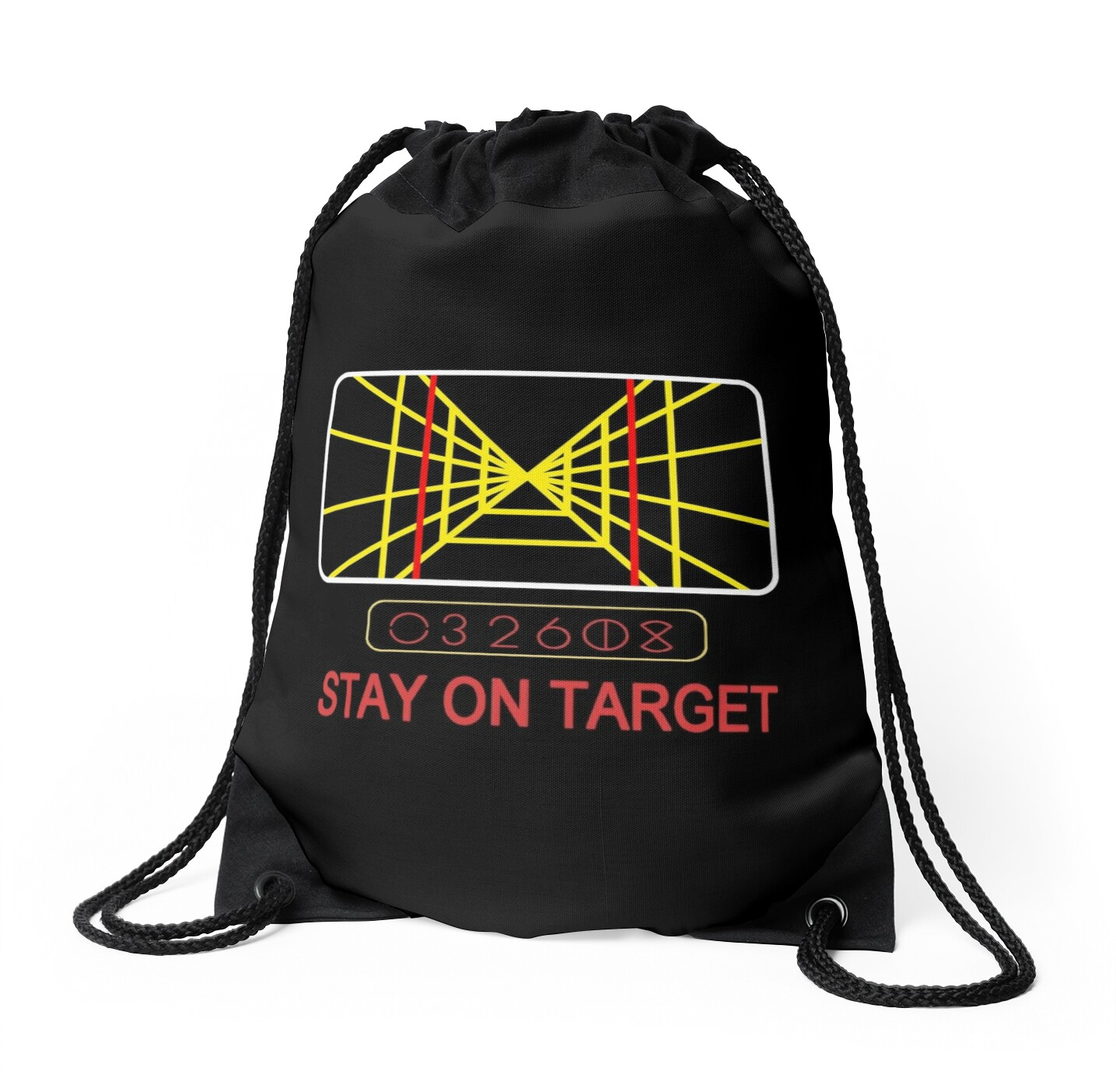 Stay On Target Use the Force