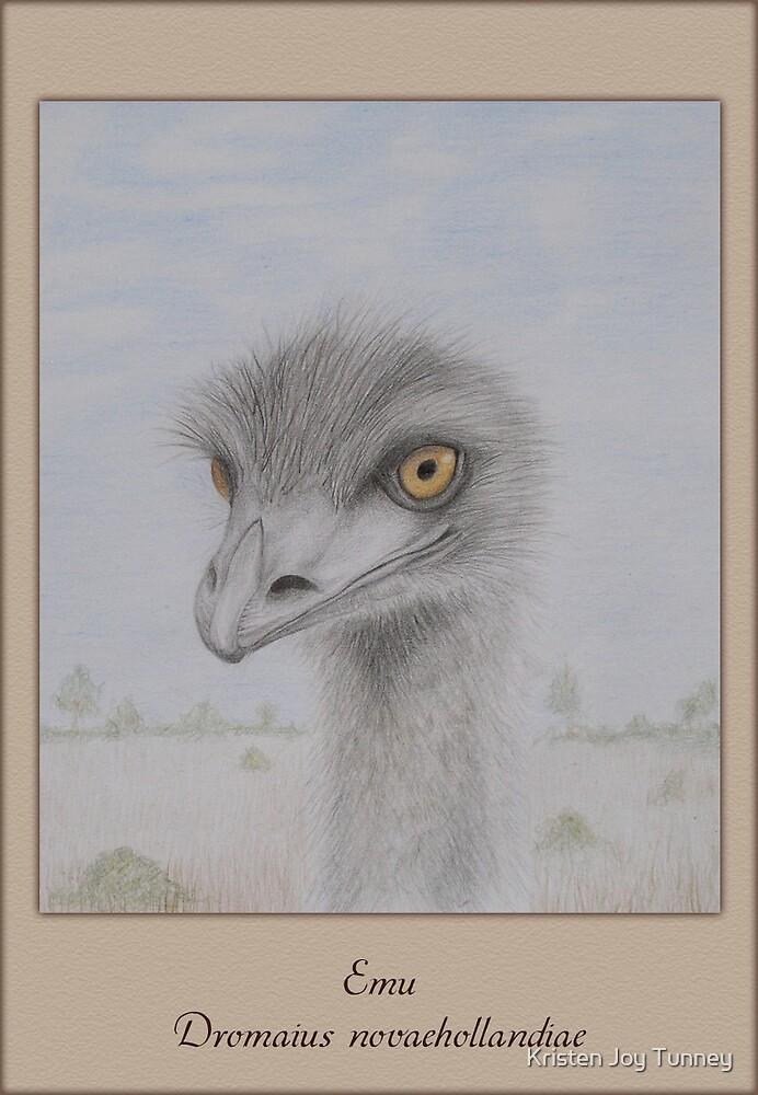Emu by Kristen Joy Tunney