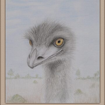 Emu by KristenJoy