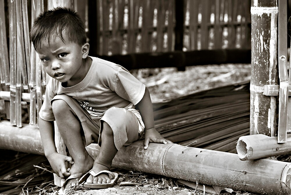 Fight Against Poverty by Dennis Pilapil