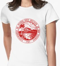 Universidad de Puerto Rico Women's Fitted T-Shirt