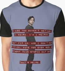 I'm A Weirdo - Jughead Jones Graphic T-Shirt