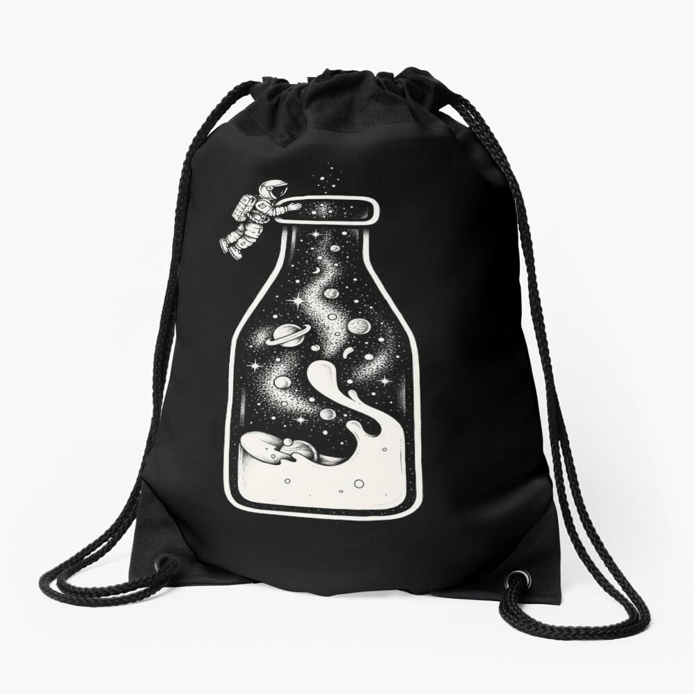 Milky Way Drawstring Bag