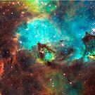 Galactic Highway to Uranus by DILLIGAF