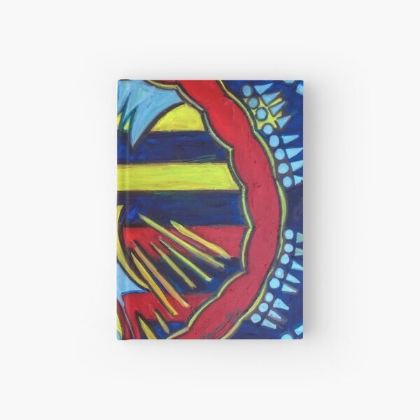 Hexagram 13: T'ung Jên (Fellowship) Hardcover Journal