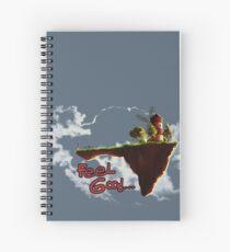 Feel Good... Spiral Notebook