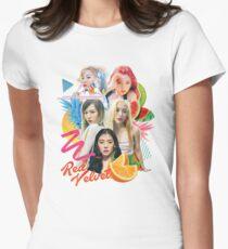 Red Velvet  - Red Summer (80's Vintage) Women's Fitted T-Shirt