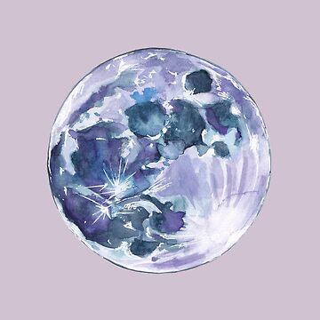 Lilac Lune by SMalik