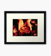 antibellum - Grace Framed Print