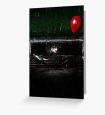 Storm Drain [IT] Greeting Card