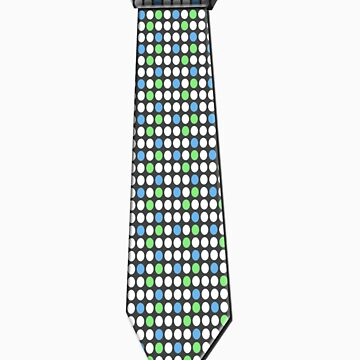 Tacky Tie by PinkBubble
