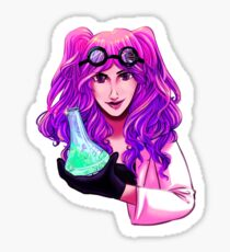 Dr ContraPoints Sticker