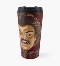 Get That Corn Out Of My Face!! Travel Mug